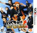 【中古】ハイキュー!! 繋げ!頂の景色!!ソフト:ニンテンドー3DSソフト/マンガアニメ・ゲーム