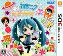 【中古】初音ミク Project mirai でらっくすソフト:ニンテンドー3DSソフト/リズムアクション ゲーム