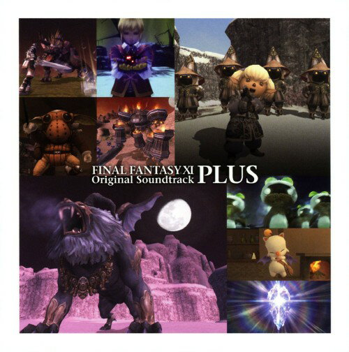 中古ファイナルファンタジーXIオリジナル・サウンドトラック−PLUS−/ゲームミュージックCDアルバ