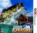 【中古】FISH ONソフト:ニンテンドー3DSソフト/スポーツ・ゲーム
