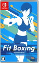 【中古】Fit Boxingソフト:ニンテンドーSwitchソフト/スポーツ ゲーム