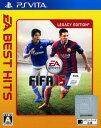 【中古】FIFA 15 EA BEST HITSソフト:PSVitaソフト/スポーツ ゲーム