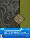 【中古】Film Collections Box FINAL FANTASY XV PlayStation4 「FINAL FANTASY XV」ゲームディスク付き (限定版)