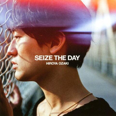 【中古】SEIZE THE DAY/尾崎裕哉CDシングル/邦楽