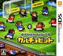 【中古】ポケットサッカーリーグ カルチョビットソフト:ニンテンドー3DSソフト/スポーツ・ゲーム