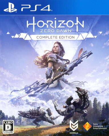 【中古】Horizon Zero Dawn Complete Edition