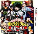 【中古】僕のヒーローアカデミア バトル・フォー・オールソフト:ニンテンドー3DSソフト/マンガアニメ・ゲーム