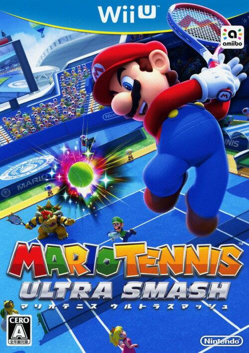 中古マリオテニスウルトラスマッシュソフト:WiiUソフト/任天堂キャラクター・ゲーム