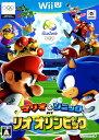 【中古】マリオ&ソニック AT リオオリンピックソフト:WiiUソフト/任天堂キャラクター・ゲーム