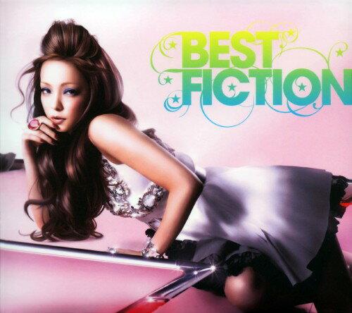 【中古】BEST FICTION(DVD付)/安室奈美恵