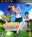 【中古】みんなのGOLF6ソフト:プレイステーション3ソフト/スポーツ ゲーム