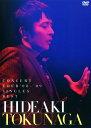 【中古】HIDEAKI TOKUNAGA CONCERT TOUR 08-09 【DVD】/徳永英明