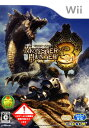 【中古】MONSTER HUNTER 3(tri)