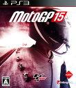 【中古】MotoGP15ソフト:プレイステーション3ソフト/スポーツ・ゲーム