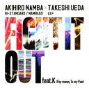 Other - 【中古】FIGHT IT OUT feat.K(Pay money To my Pain)/F.A.T.E./AKIHIRO NAMBA×TAKESHI UEDACDシングル/邦楽パンク/ラウド