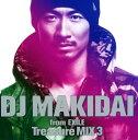 【中古】DJ MAKIDAI from EXILE Treasure MIX 3/DJ MAKIDAI