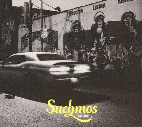 【中古】THE KIDS(初回限定盤)(DVD付)/Suchmos