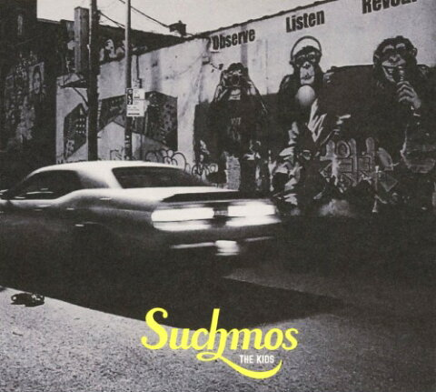 【中古】THE KIDS/Suchmos