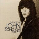 【中古】ザ・ベスト・オブ・ジョン・ボン・ジョヴィ 1980〜1983/ジョン・ボン・ジョヴィCDアルバム/洋楽