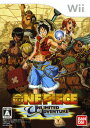 ONE PIECE アンリミテッドアドベンチャーソフト:Wiiソフト/マンガアニメ・ゲーム