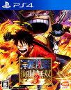 【中古】ONE PIECE 海賊無双3ソフト:プレイステーション4ソフト/マンガアニメ・ゲーム