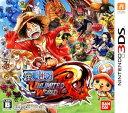 【中古】ONE PIECE アンリミテッドワールド Rソフト:ニンテンドー3DSソフト/マンガアニメ・ゲーム