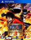 【中古】ONE PIECE 海賊無双3ソフト:PSVitaソフト/マンガアニメ・ゲーム