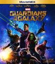 【中古】ガーディアンズ・オブ・ギャラクシー MovieNEX Blu-ray+DVDセット/クリス・プラットブルーレイ/洋画SF