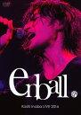 【中古】Koshi Inaba LIVE 2014 ?en ball? 【DVD】/稲葉浩志