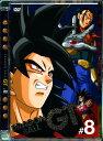 【中古】DRAGON BALL GT (ドラゴンボール ジーティー)#8/野沢雅子DVD/コミック