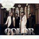 【中古】WHITE〜Lovers on canvas〜(DVD付)/COLORCD
