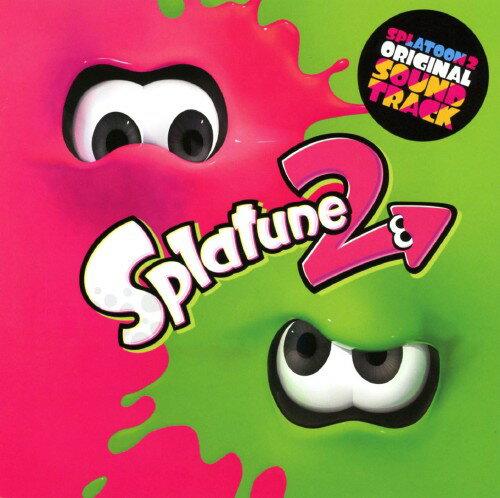 中古Splatoon2ORIGINALSOUNDTRACK−Splatune2−/ゲームミュージック