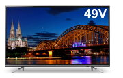 【新品】グリーンハウス 4K対応49V型液晶テレビ GH−TV49D−BK/グリーンハウス家電/ビジュアル