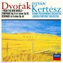 古典 - 【SOY受賞】【中古】ドヴォルザーク:交響曲第9番「新世界より」 他/ケルテスCDアルバム/クラッシック