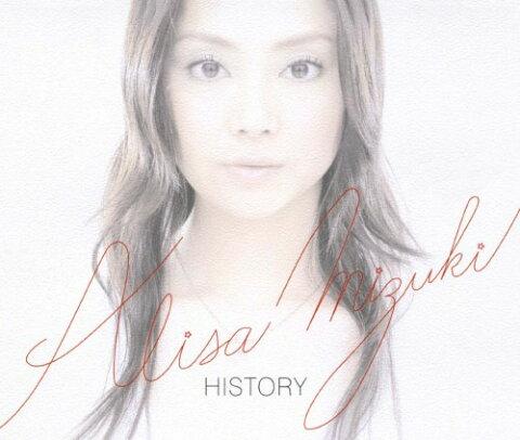 【中古】HISTORY〜ALISA MIZUKI COMPLETE SINGLE COLLECTION〜/観月ありさCDアルバム/邦楽