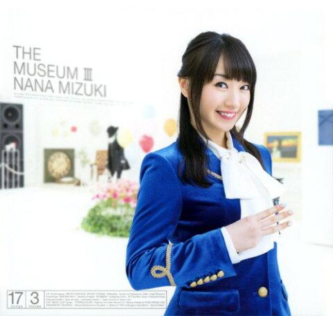 【中古】THE MUSEUM III(DVD付)/水樹奈々