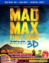 【中古】マッドマックス 怒りのデス・ロード 3D&2D ブルーレイセット/トム・ハーディブルーレイ/洋画アクション