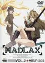【中古】MADLAX Vol.2DVD/SF