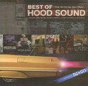 【中古】BEST OF HOOD SOUND-THE OFFICIAL MIX TAPE-:DJ☆GO/オムニバスCDアルバム/邦楽