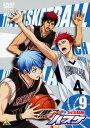 【中古】初限)9.黒子のバスケ 3rd (完) 【DVD】/小野賢章DVD/コミック