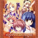 【中古】Happy Wardrobe ORIGINAL SOUND TRACK/ゲームミュージックCDアルバム/アニメ
