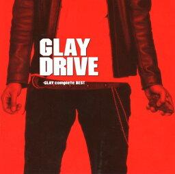 【中古】DRIVE〜GLAY complete BEST〜/GLAYCDアルバム/邦楽