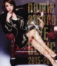 【中古】namie amuro LIVE GENIC 2015−2016/安室奈美恵ブルーレイ/映像その他音楽