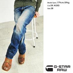 G-STARRAWジースターロウ3301STRAIGHTストレートデニムG-STAR51002-7060