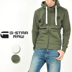 "G-STARRAWジースターロウスウェットパーカー""GunnerHoodedVestSweat""G-STAR85052F.4698"