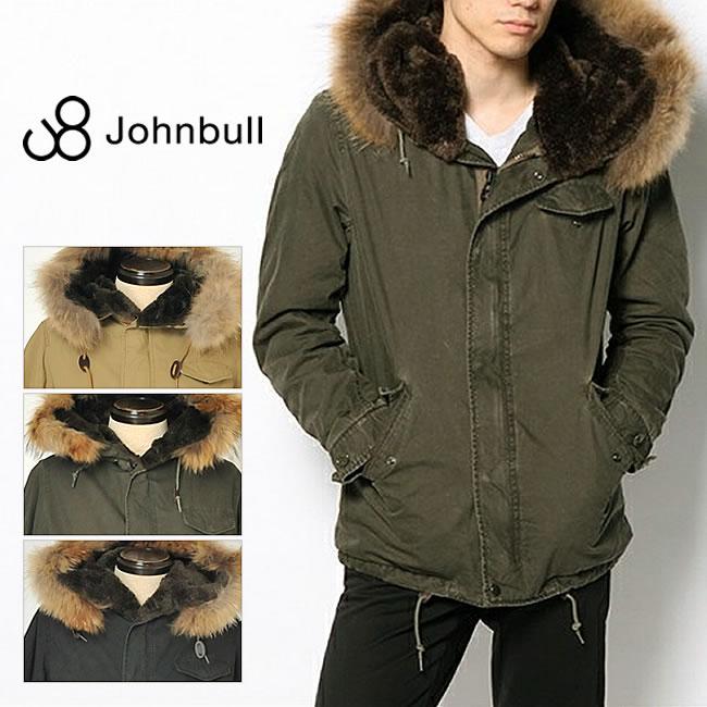Johnbull(ジョンブル) ショートフードジャケット SHORT HOOD JACKET 16422【コンビニ受取対応商品】10P03Dec16