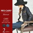 """RED CARD レッドカード """"Mercer"""" デニムジャケット/Gジャン REDCARD G005 レディース 【コンビニ受取対応商品】"""