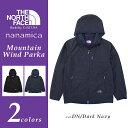 THE NORTH FACE PURPLE LABEL ノースフェイス パープルレーベル マウンテン ウインドパーカー/ウインドブレーカー NP2707N nanamica ナナミカ