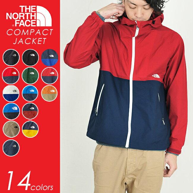 THE NORTH FACE ノースフェイス コンパクトジャケット NP71530 メンズ/マウンテンパーカー/ナイロンパーカー【コンビニ受取対応商品】10P03Dec16