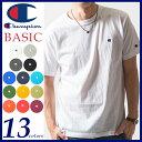 Champion チャンピオン 送料無料(メール便)Tシャツ ベーシックライン クルーネックTシャツ BASIC LINE CREW NECK T-SHIRTS C3-H359【コンビニ受取対応商品】